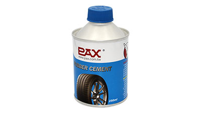 Blue Rubber Cement (Solution)